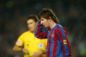 El día que Messi fue acosado sexualmente en un programa de televisión
