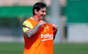 Malas noticias para sus rivales: Leo Messi está listo y desesperado por volver a competir