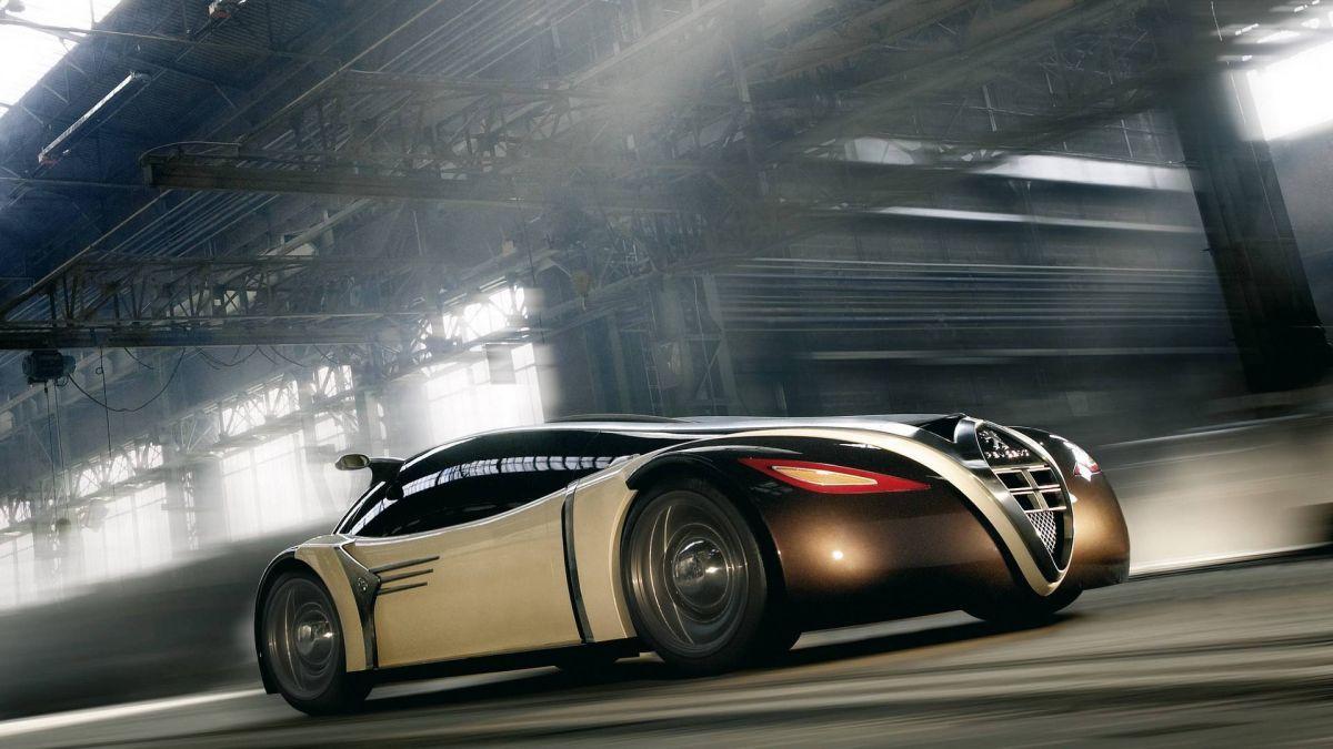 Peugeot 4002 Concept Car. Crédito: Cortesía Peugeot.