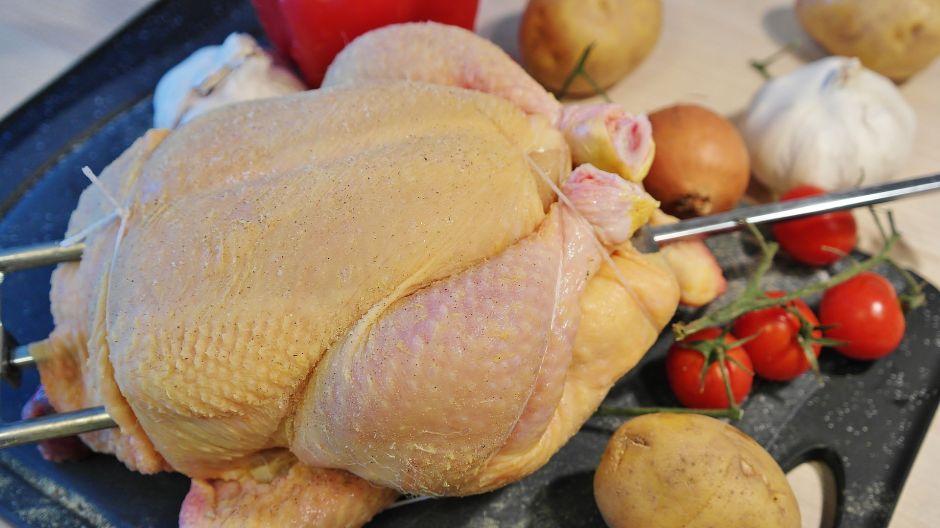 ¿Es malo comer pollo si al cortarlo descubres la enfermedad del músculo verde?