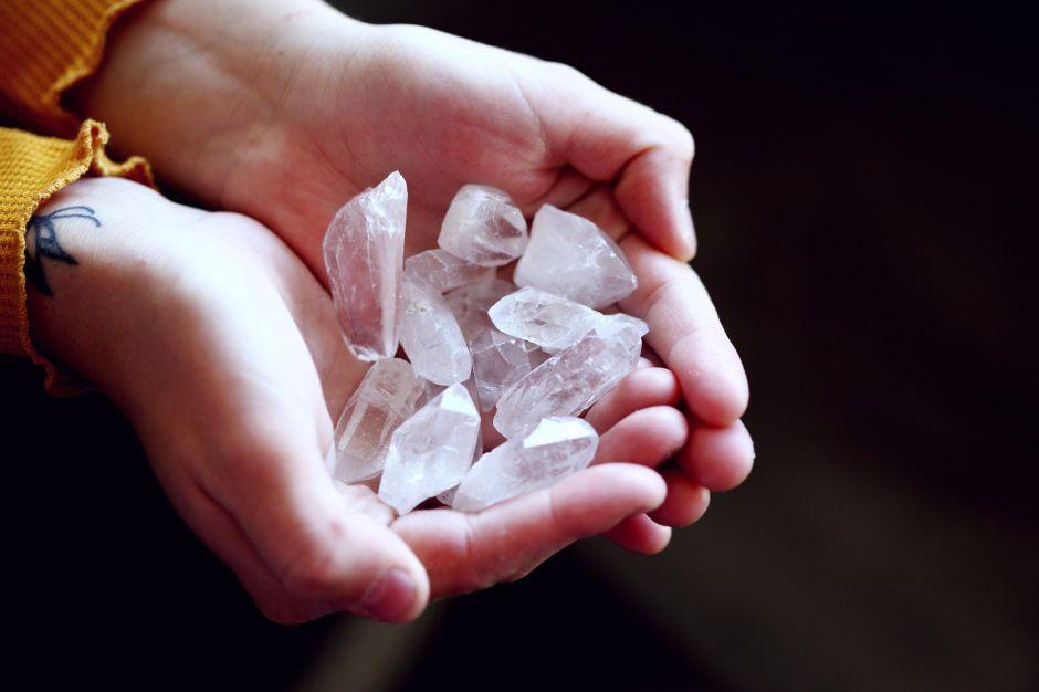 Cómo usar el poder de los cristales para bajar de peso