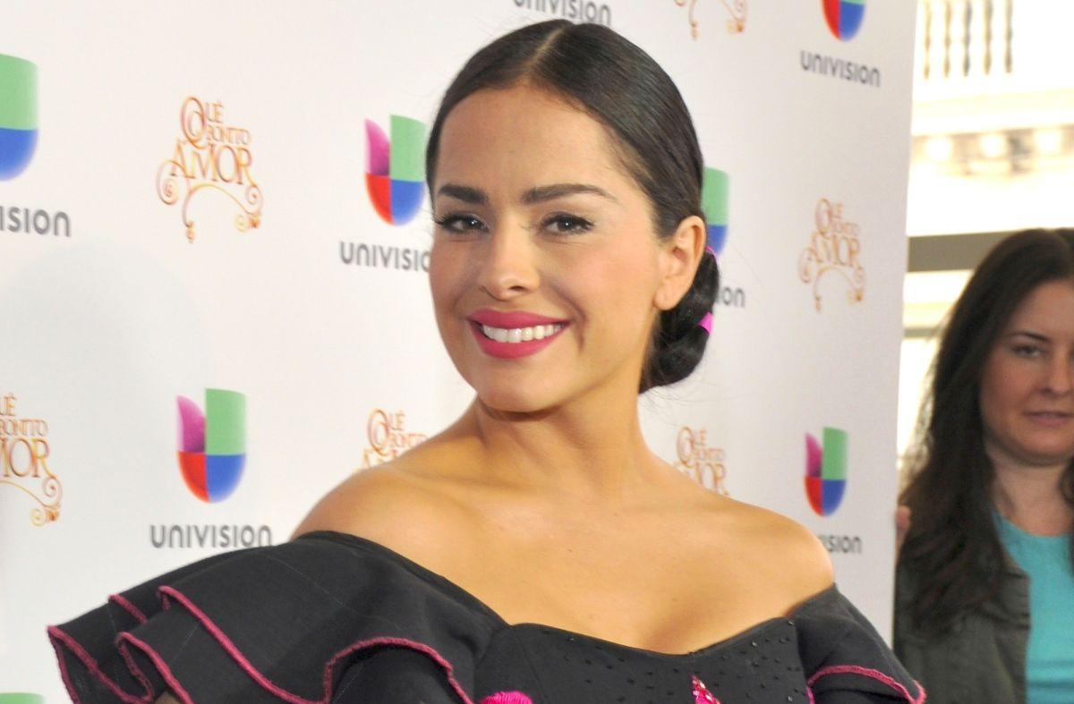 Danna García se muestra optimista tras dar positivo a prueba de COVID-19 por tercera ocasión