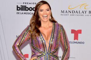 Rashel Díaz subió la temperatura exhibiendo sus curvas en bikini negro