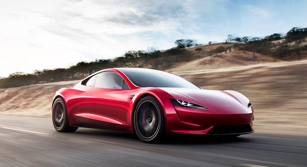 Tesla Roadster. Crédito: Cortesía Roadster.