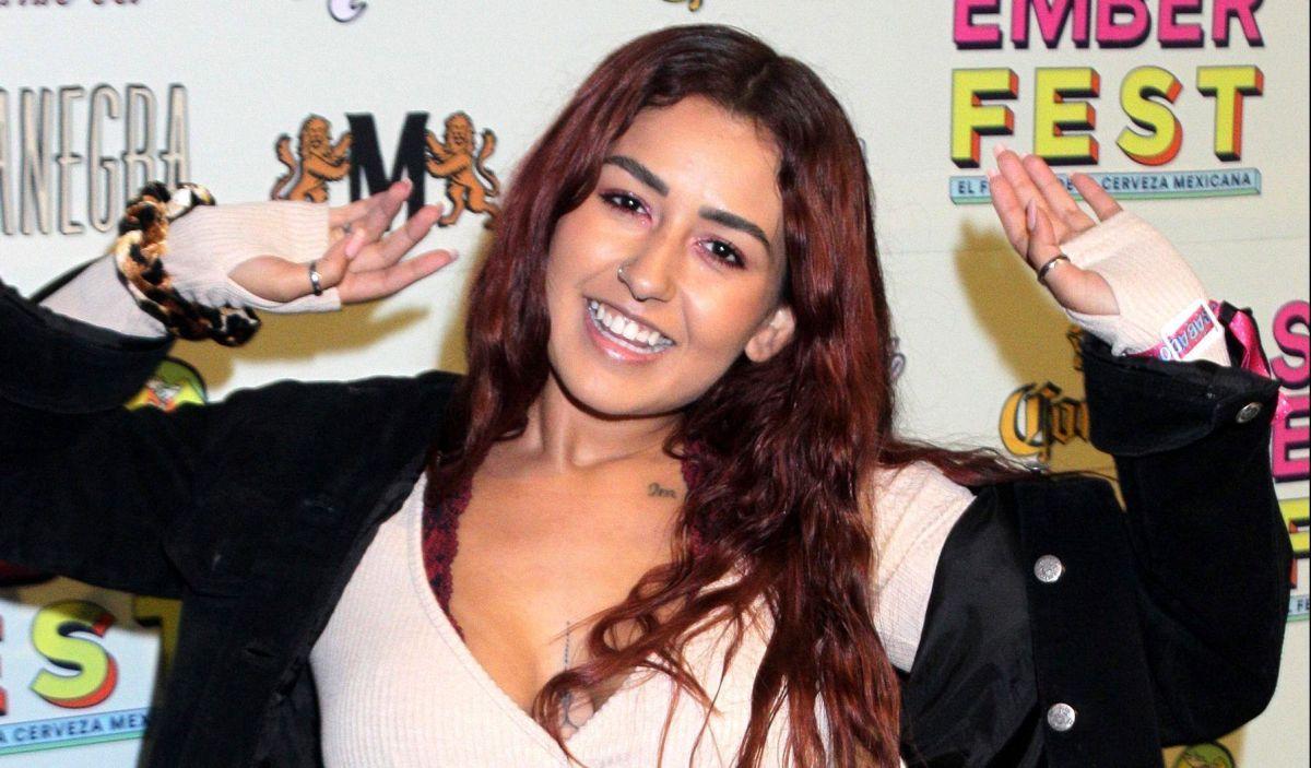 Romina Marcos, hija de Niurka, luce sus curvas en ropa interior