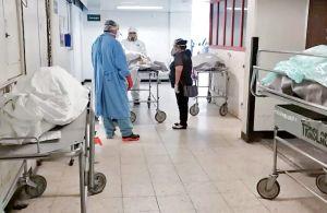 Chiapas supera a CDMX en demanda de camas con respirador por coronavirus
