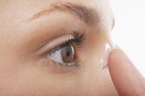 ¿Puedo usar lentes de contacto para hacer ejercicio?