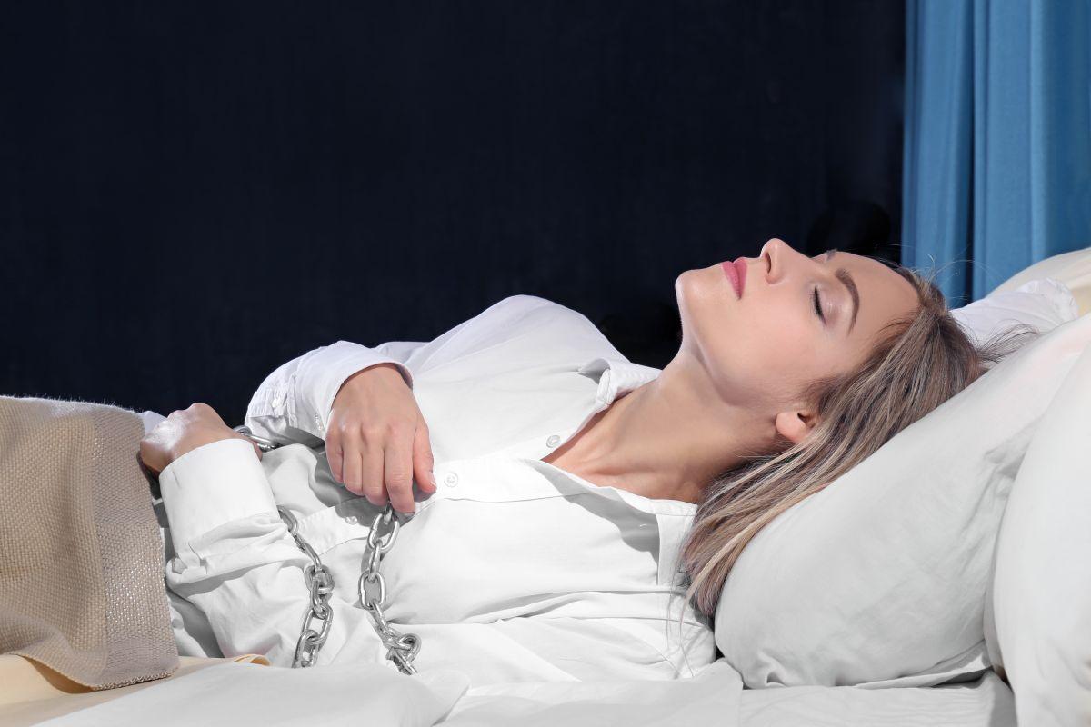 Qué es la parálisis del sueño y qué significado tiene a nivel espiritual