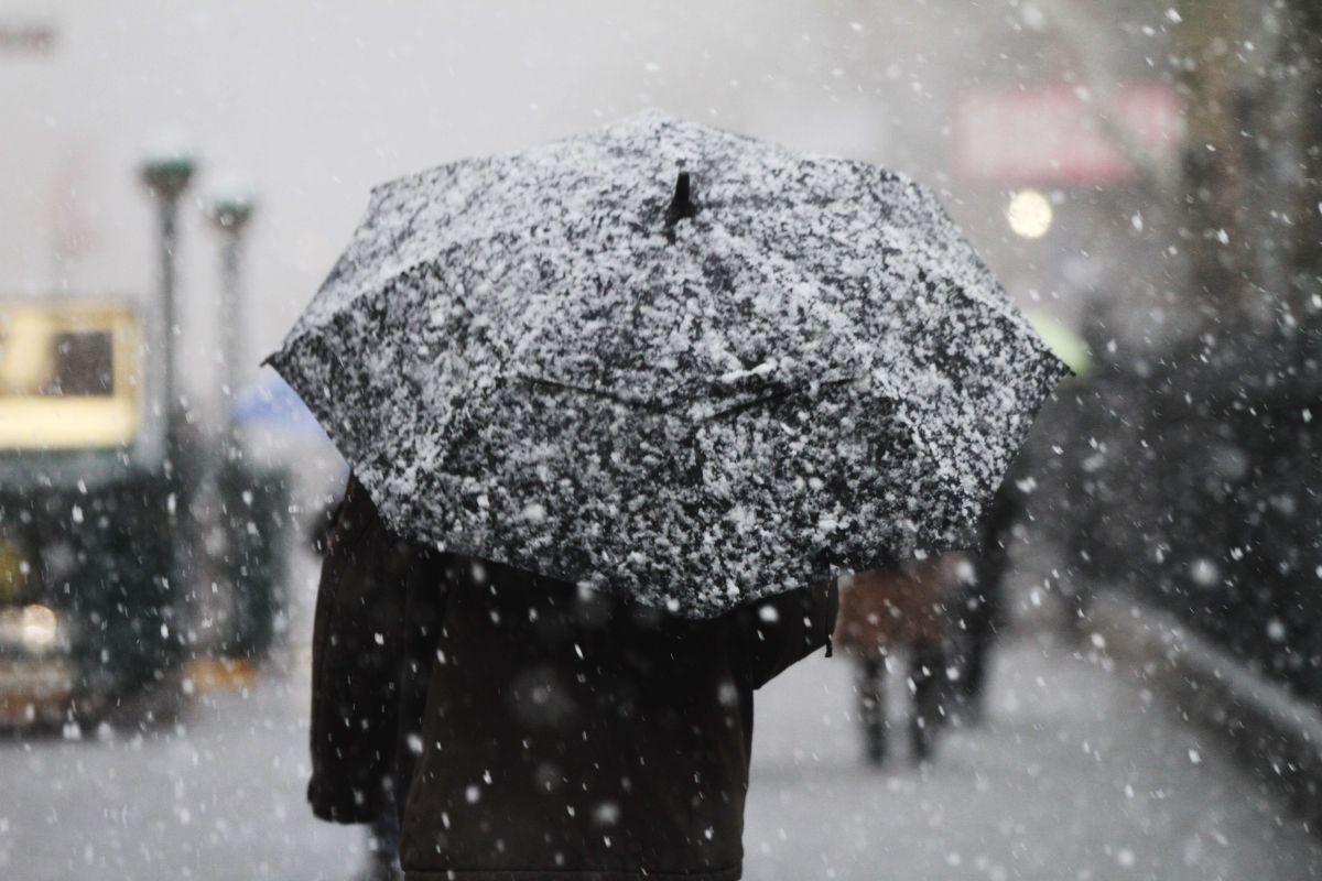 Tormenta de nieve en octubre batirá récords en Estados Unidos