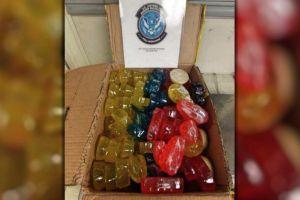 Narcos mexicanos disfrazan la metanfetamina como barras jabón