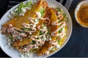 La increíble historia de los famosos tacos de canasta