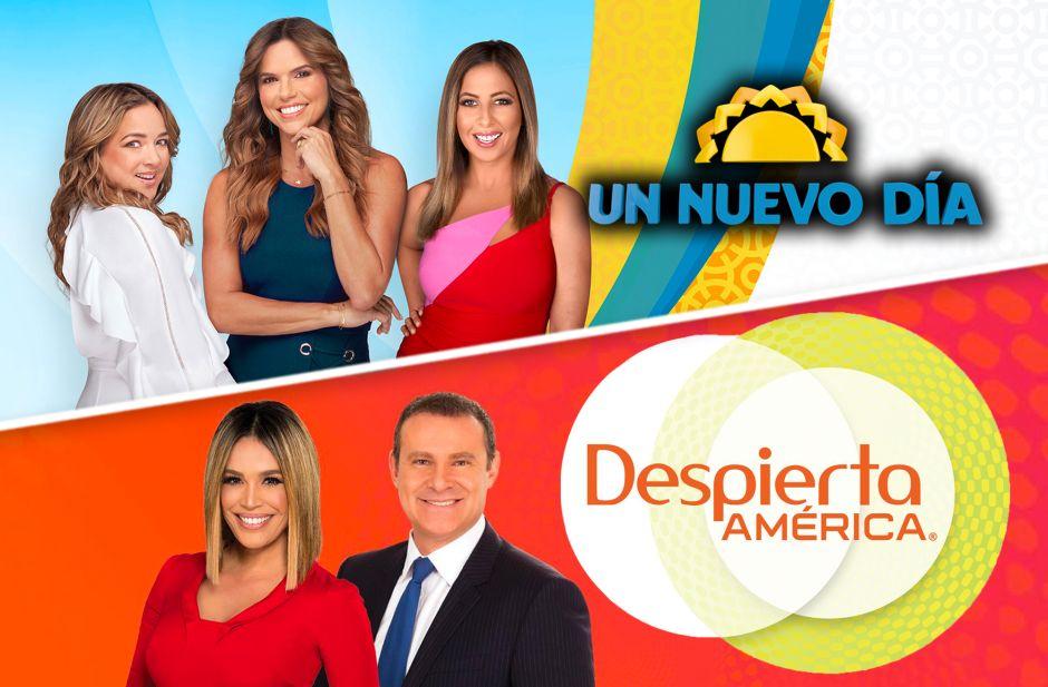 Después del despido de Rashel, fans de Un Nuevo Día rechazan el programa y otros prefieren Despierta América