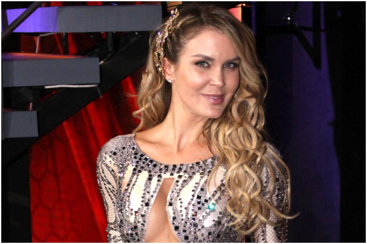 Sin sostén: Verónica Montes, la estrella de 'La Piloto', enciende con sus transparencias