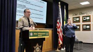 Sheriff de LA dice que se vería obligado a recortar sus servicios