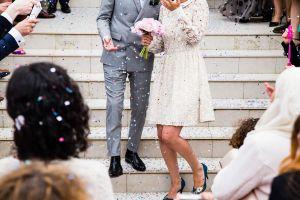 La emotiva boda de un estudiante de preparatoria de Indiana al que le quedan pocos meses de vida