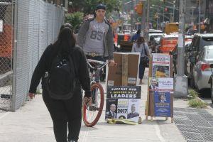 Desde hoy se puede votar en las accidentadas primarias de Nueva York para el 23 de junio