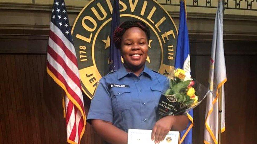 Breonna Taylor, la otra muerte por la que se protesta en las marchas contra la violencia policial en EE.UU.