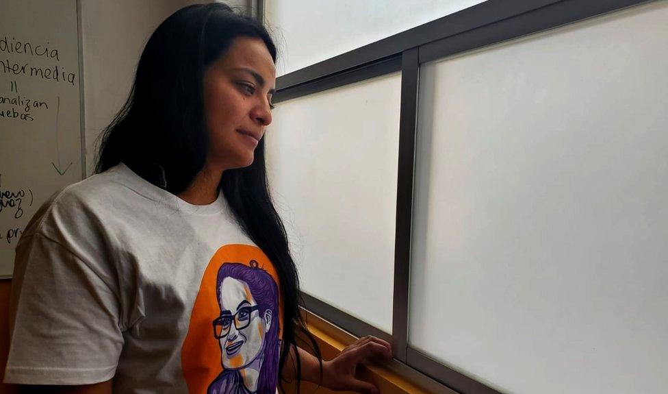 """""""Me torturaron sexualmente para obligarme a decir que era parte de Los Zetas, pasé 7 años injustamente encarcelada"""""""