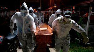 Brasil es el primer país de América Latina en superar las 50,000 muertes por coronavirus