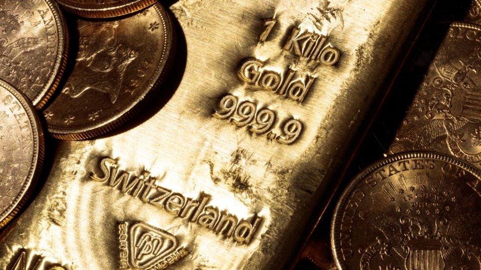El dueño o dueña tiene cinco años para reclamar el oro.