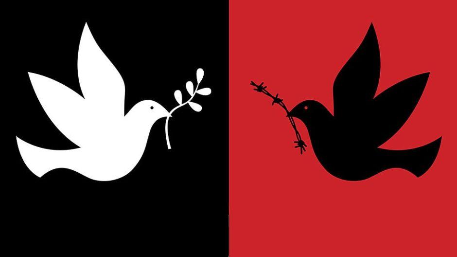 ¿Cuáles han sido la guerra más corta de la historia y la paz más duradera?