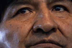"""Evo Morales en entrevista con BBC Mundo: """"Nosotros vamos a recuperar el gobierno"""""""