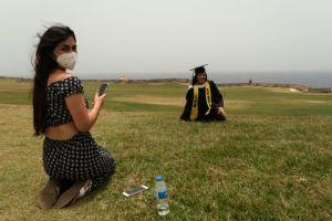Nube de polvo del Sahara: qué complicaciones de salud puede causar y cómo protegerse