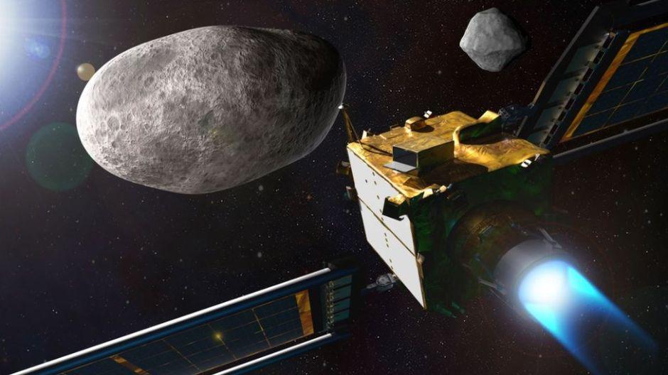 Dimorphos, el asteroide que la NASA intentará desviar en su primera misión de defensa planetaria