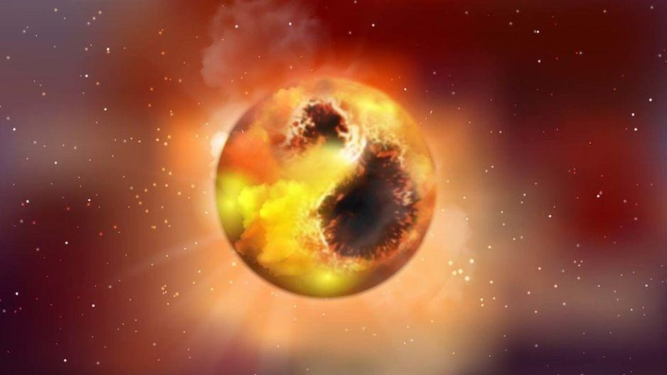 ¿Por qué la estrella supergigante Betelgeuse estaba perdiendo su brillo?