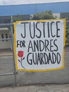 Piden a fiscal de California investigar asesinato de Andrés Guardado