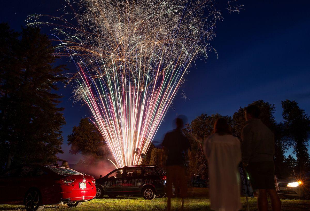 4 de julio diferente: hay escasez de fuegos artificiales en vistas al Día de la Independencia estadounidense