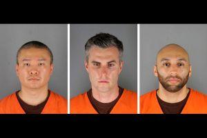 Posponen el juicio contra 3 expolicías acusados junto a Derek Chauvin por el caso George Floyd