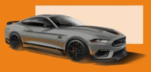 Regresa el legendario Ford Mustang Mach 1 2021