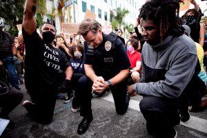 Habrá protestas esta tarde por la muerte de George Floyd en estas ciudades del Orange County de California
