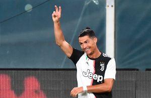 Un auténtico misil: Con un golazo de Cristiano Ronaldo la Juve consiguió otro triunfo y va por el Scudetto