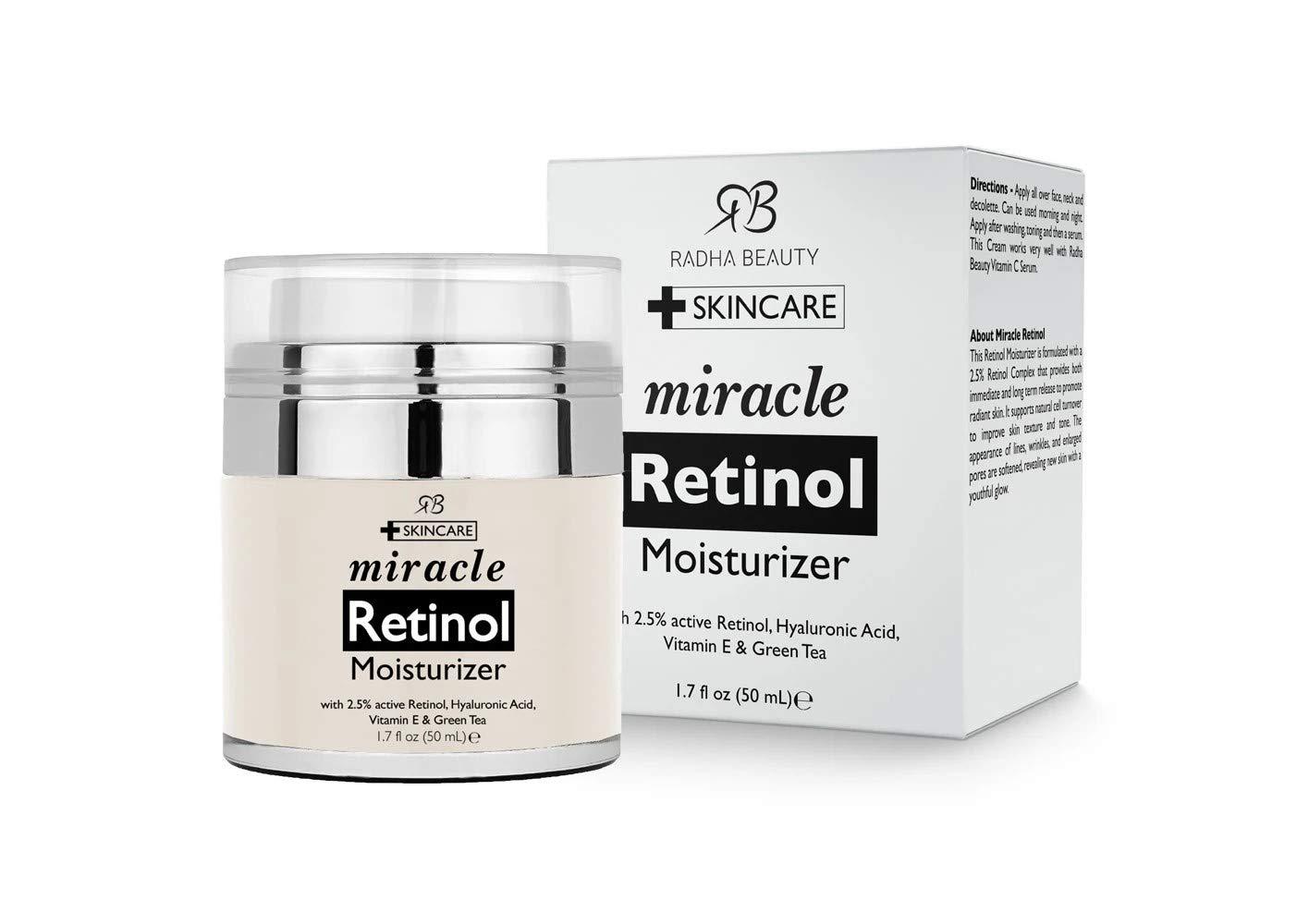 crema facial retinol