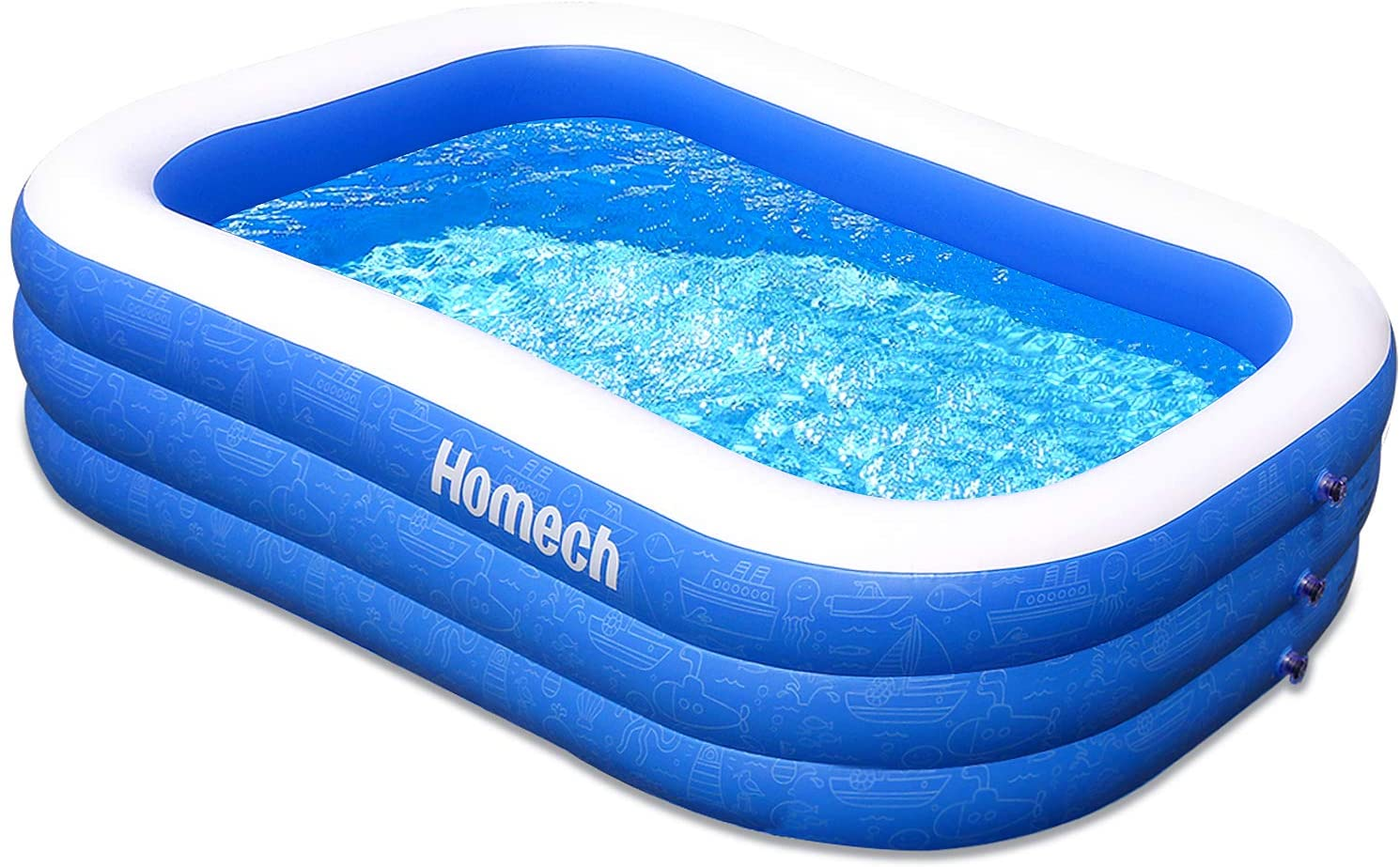 piscina inflable amazon