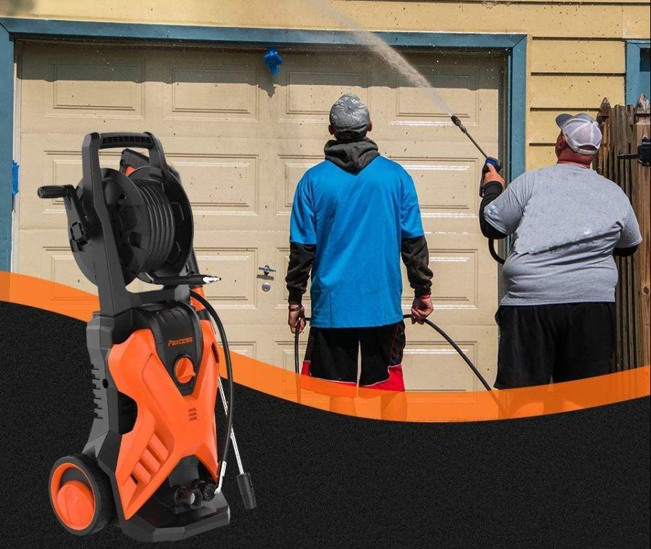 Remueve el hongo y el sucio profundo de los pisos, paredes, y autos, con estas opciones de máquinas de limpieza a presión