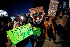 Autoridades de Los Ángeles no presentarán cargos criminales contra los detenidos en manifestaciones