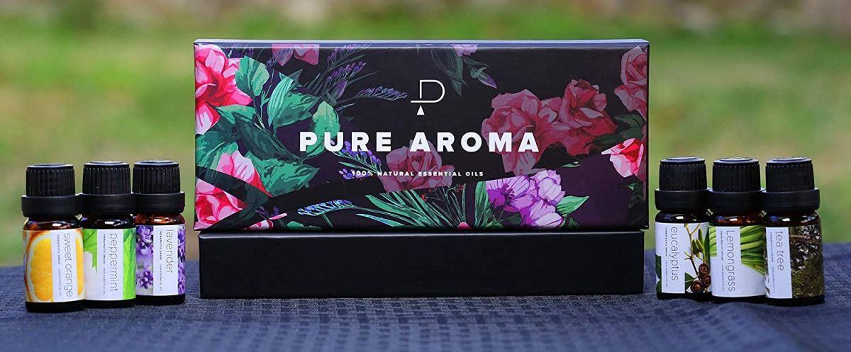 Los mejores kits de aceites esenciales para tener una sesión de aromaterapia privada en casa