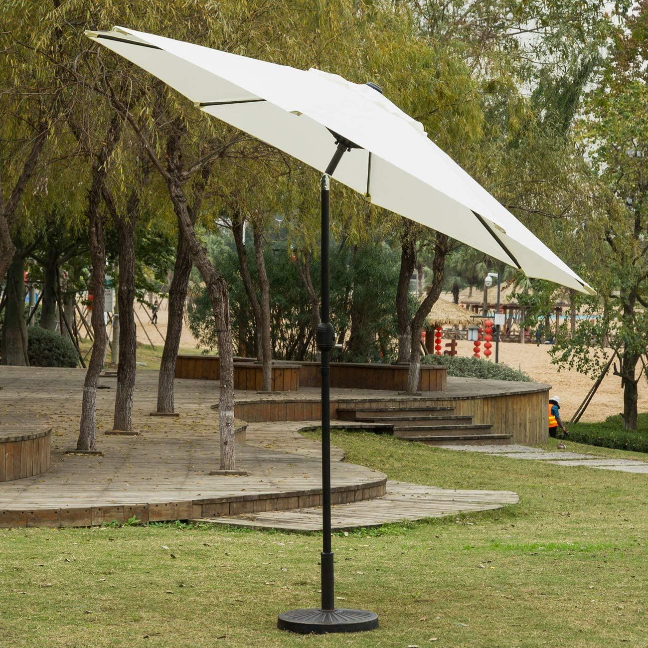 sombrilla patio amazon
