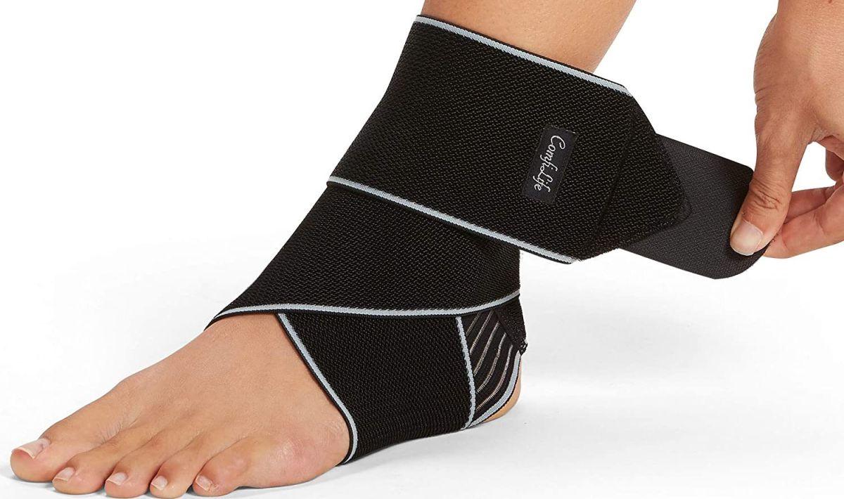 Las mejores férulas y vendajes para tratar una lesión en casa