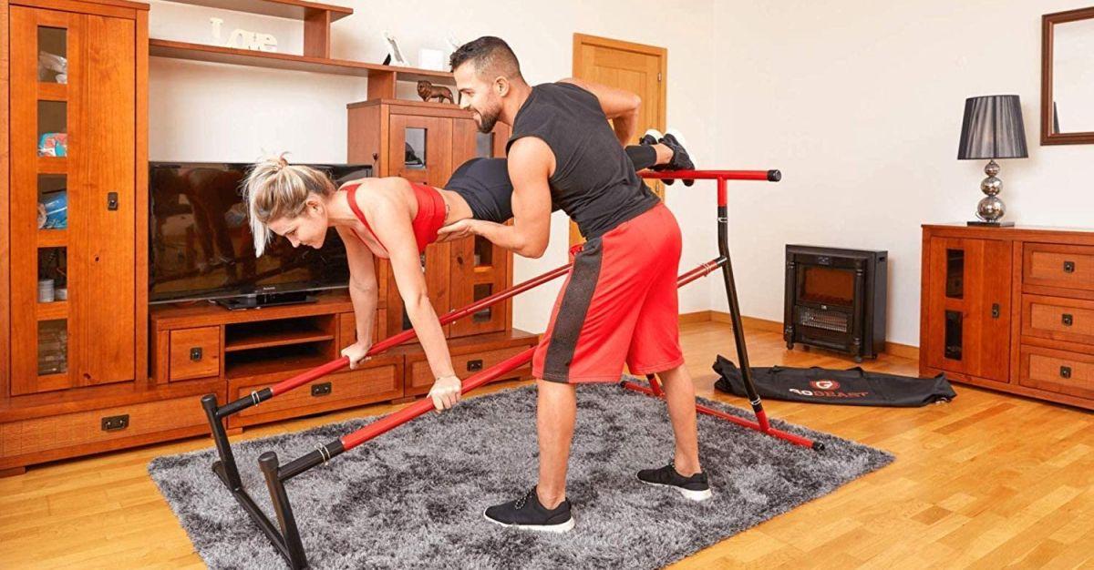Las mejores barras para hacer pull ups que puedes tener en tu propia casa para ponerte en forma