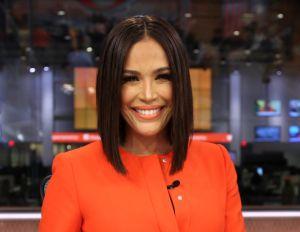"""Así fue el primer día de Karla Martínez en """"Despierta América"""""""