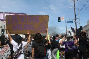 Suenan la alarma: protestas amenazan con más coronavirus