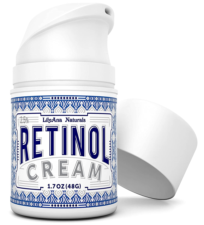 crema retinol cara