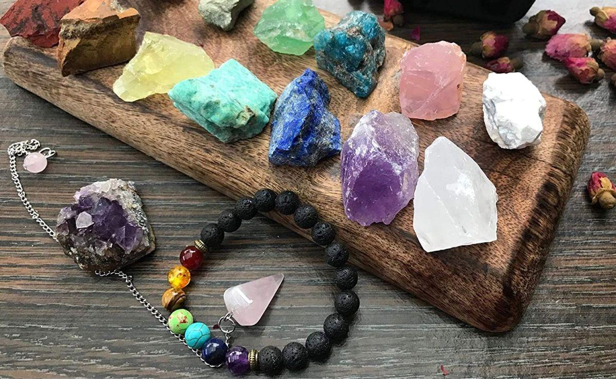 5 amuletos de curación que te ayudarán a nivelar tus chakras