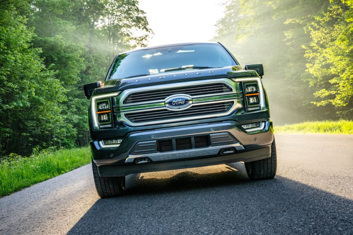 La Ford F-150 2021 llegará este otoño