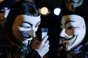 Anonymous no está detrás de la llamada que según confirma vida extraterrestre