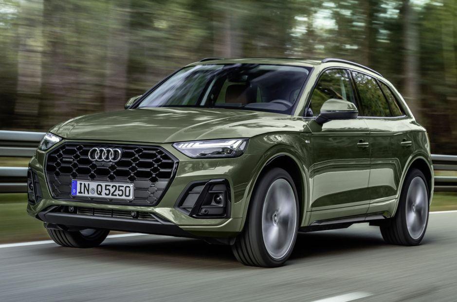 El Audi Q5 se actualiza con más tecnología